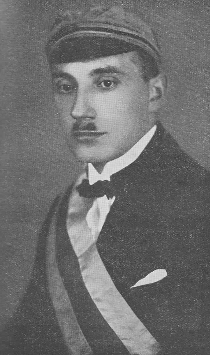 Mikołaj Czyściecki, pierwszy Prezes K! Hermesia